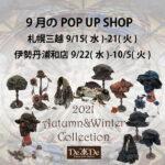 2021'POP UP SHOP/Decoration Desire