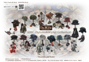 2021AW COLLECTION/DecorationDesire