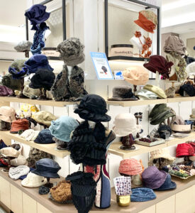 小田急町田店POP UP SHOP/2021'秋冬帽子DecorationDesire