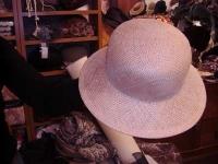 Nちゃん、初めての帽体型入れ完了