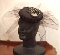 12月帽子教室・・・N様の完成した帽子!