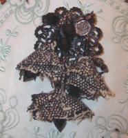 2008年2月帽子教室・・・クロッシェ・・・飾りサンプル