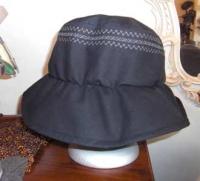 4月帽子教室・・・N様作フリーハット