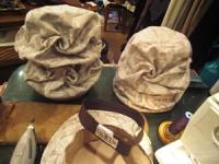 DeDe 09SSの帽子・・生産中