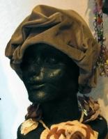 2009年3月帽子教室/N様作ワイヤーベレー