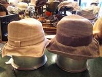 2009年2月帽子教室/N様作マニッシュ色々