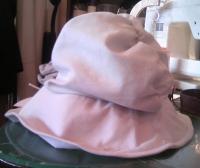 5月帽子教室/ターバンハット