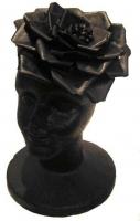 デコレーションデザイア00941皮革のヘッドドレス