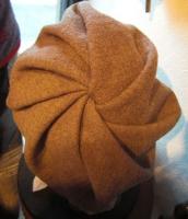 2009年9月帽子教室/スクリューベレーN様作