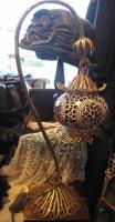イスタンブール、手作りランプ/Decoration Desire