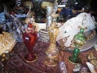イスタンブールの香水瓶/Decoration Desire