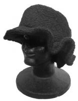 2009年11月帽子教室サンプル・・・ワイヤーフラワーハット