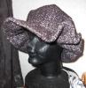 2009年12月帽子教室/NSさん1