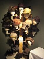 N様の展示会/帽子
