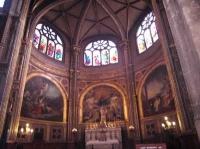 サン・ニコラ・デ・シャン教会1
