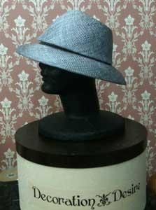 帽子教室Decoration Desire/Nさんのカサブランカ
