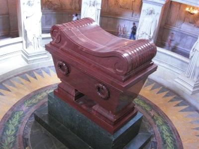 ナポレオンのお墓