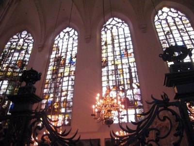 ブリュッセル/サン・ミッシェル大聖堂