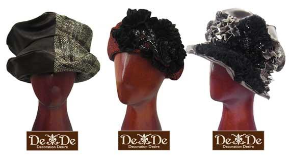 12月帽子/DeDe