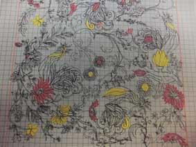 15SS刺繍/DeDe