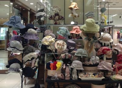 博多大丸/Decoration Desire春の帽子