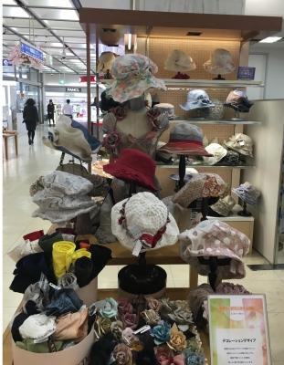 2016年3月京王百貨店1/Decoration Desire
