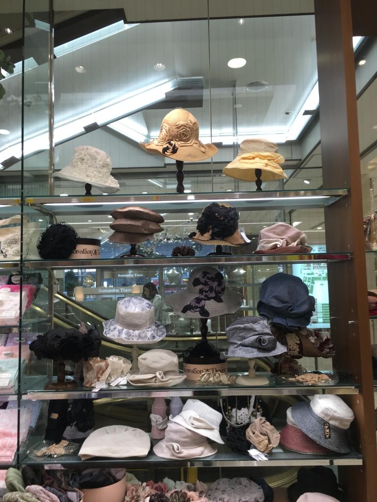 博多大丸/Decoration Desire2018年夏の帽子2
