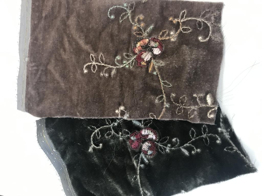 ゲガン刺繍/Decoration Desire